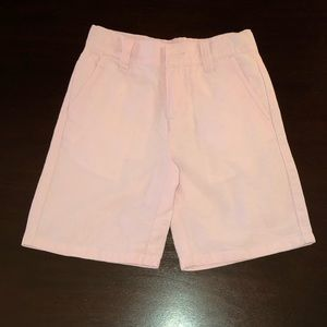 Janie and Jack Flat Front Shorts